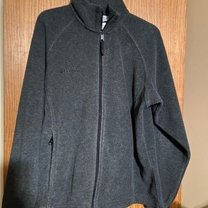 Barely worn size M Columbia women's jacket